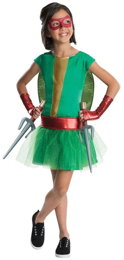 Teenage Mutant Ninja Turtles Raphael Tutu Costume  sc 1 st  Popsugar & Teenage Mutant Ninja Turtles Raphael Tutu Costume | Cheap Halloween ...