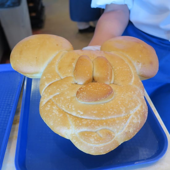 Mickey Mouse Sourdough Bread From California Adventure