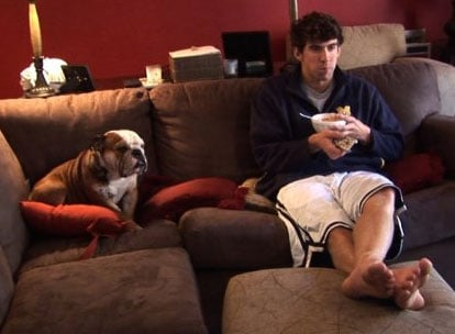 Sugar Shout Out: Michael Phelps Chills With Herman