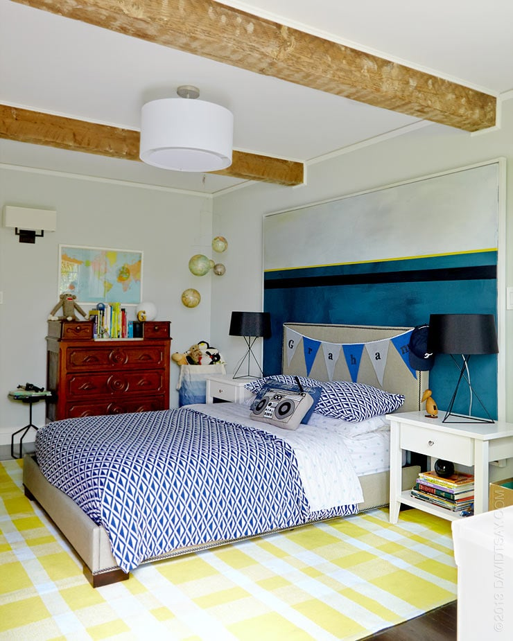 Design Tip: Keep the Wall Color Grown-Up