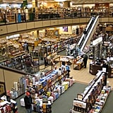 Barnes & Noble was one of the first companies to ever put background music in its stores.