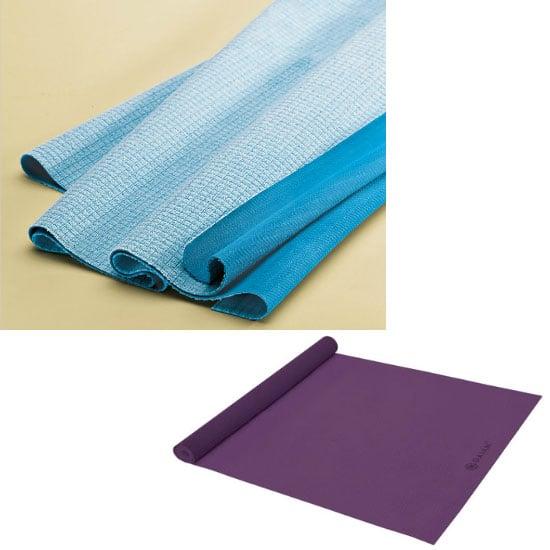 Gaiam Reversible Travel Mat The Best Yoga Mats