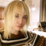 Miley Cyrus s Shaggy New Mullet Haircut Screams Rock  n  Roll, and I Kind of Love It