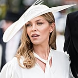 Abbey Clancy at Royal Ascot