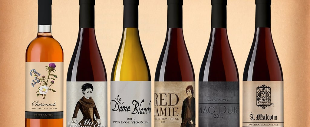"""Outlander Fans Will Say """"Je Suis Pret"""" For This New Wine Collection"""
