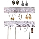 Jewelry Display Organizer For Wall
