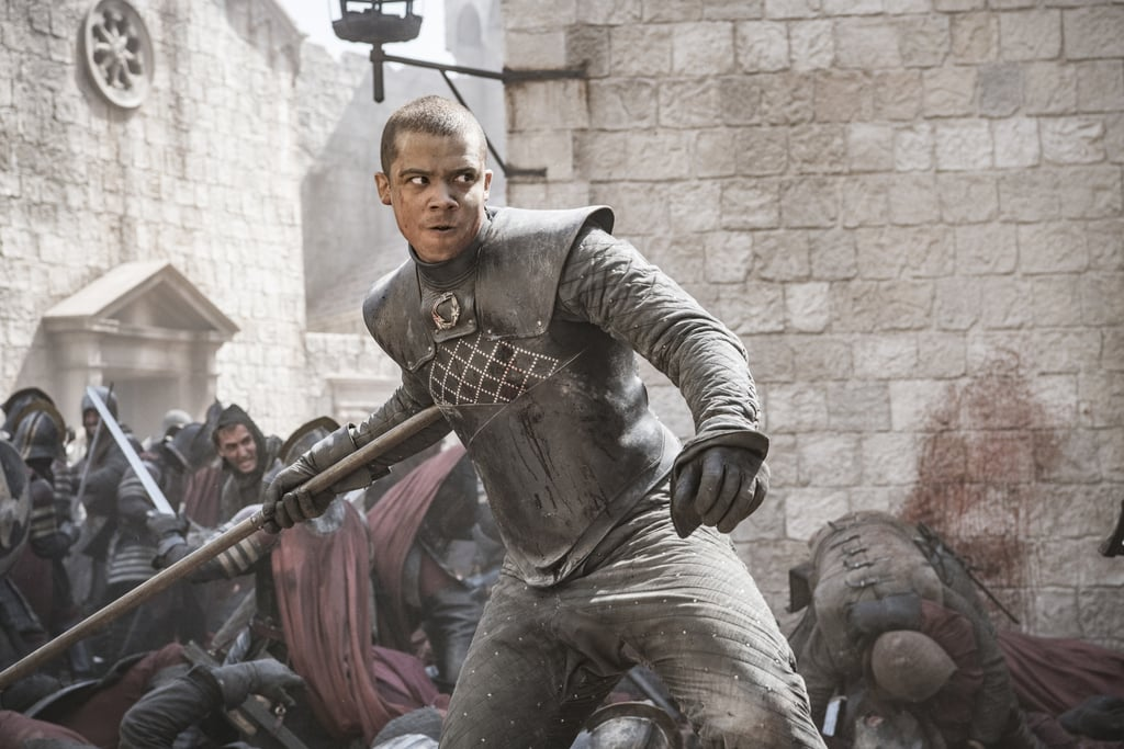 What Happens to Grey Worm?