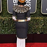 Janelle Monae Golden Globes 2019 Pictures