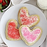 Heart-Shaped Strawberry Pop-Tarts