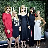 January: Nicole Linked Up With Her Big Little Lies Costars at Elle's Women in Television Bash