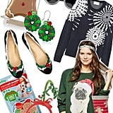 No ugly sweater is complete without the perfect festive accessory! Pinterest loved our finds to make your holiday look that much more stylish.