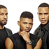 Jamal, Hakeem, and Andre Lyon From Empire