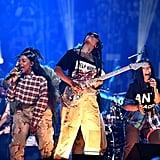 H.E.R. at the 2019 MTV VMAs