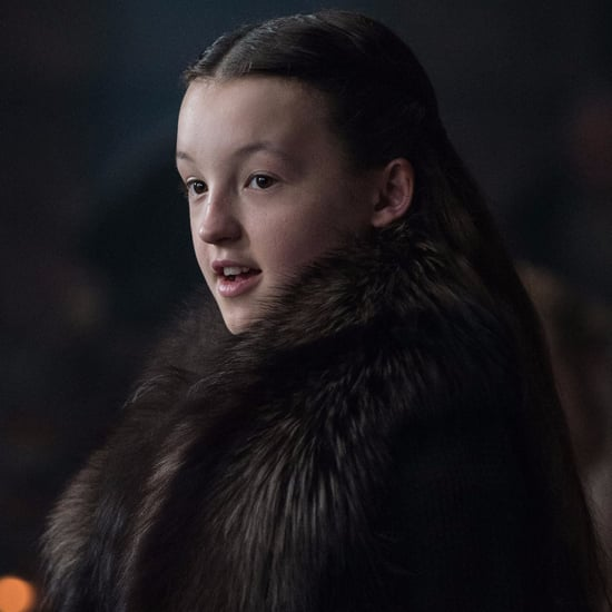 Lyanna Mormont in Game of Thrones Season 7
