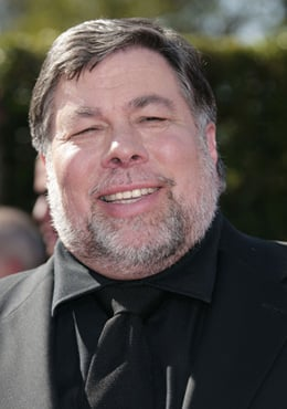 Apple's Steve Wozniak Has a Nexus One