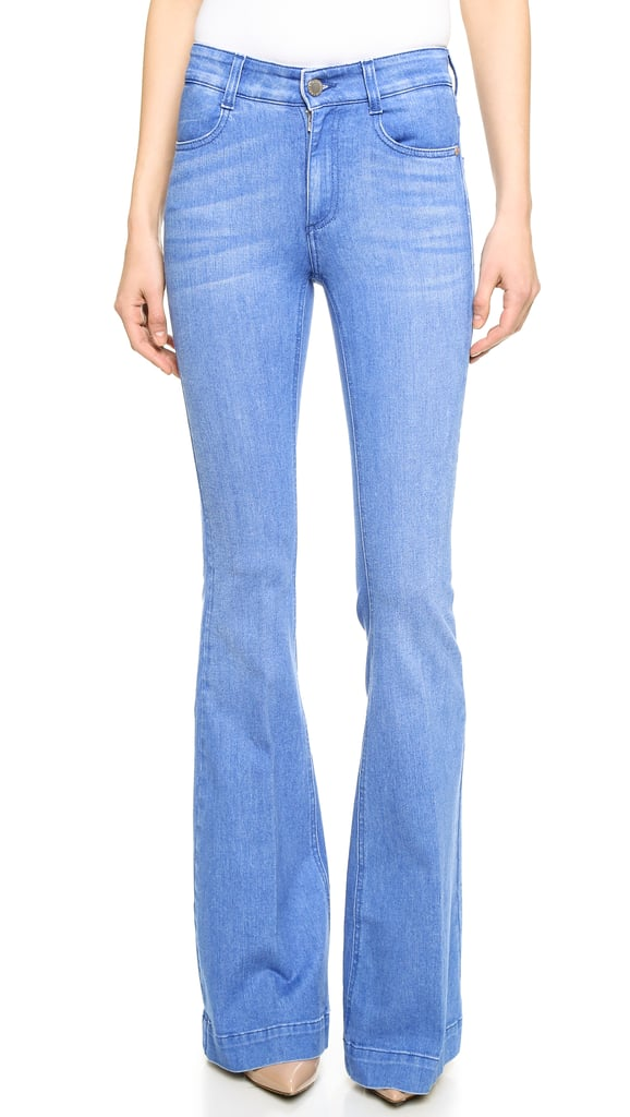 Stella McCartney The '70s Flare Long Jeans ($375)