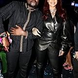 Wale and Rihanna