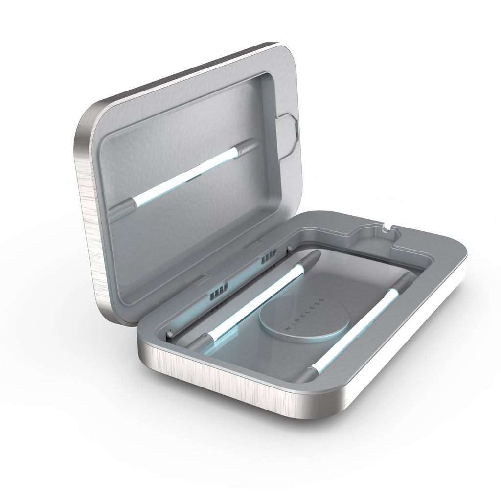 PhoneSoap 3 in Silver