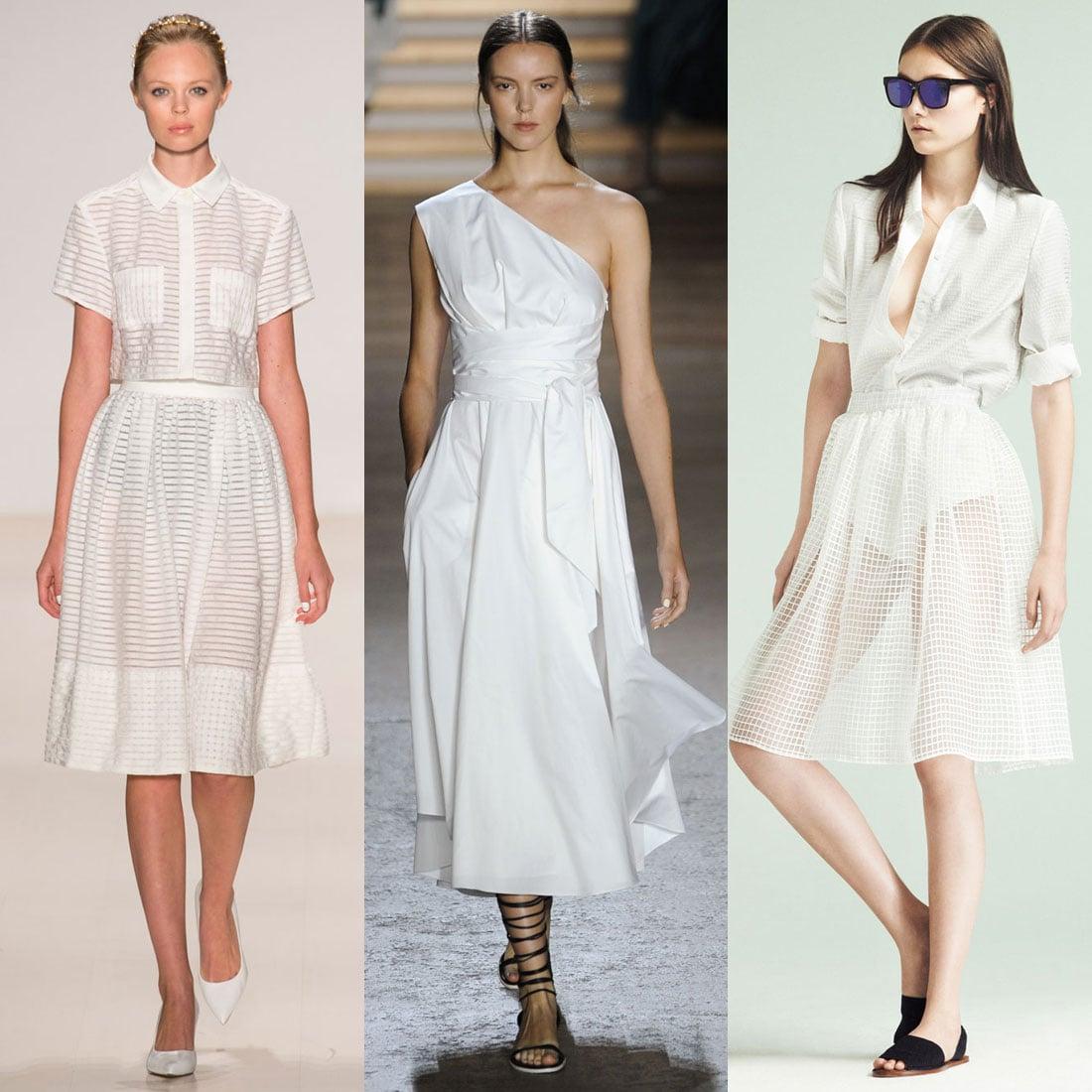 Best White Dresses Spring 8  POPSUGAR Fashion