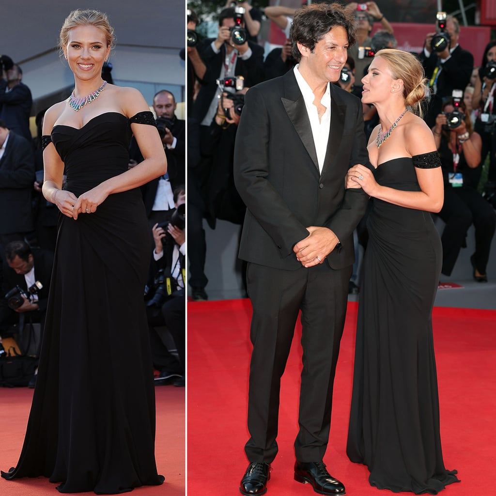 Scarlett Johansson at the Venice Film Festival | Pictures