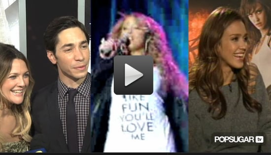 Stars Talk Aniston and Emmys, Nick on Mariah Baby Rumors, and Honor Softens Jessica