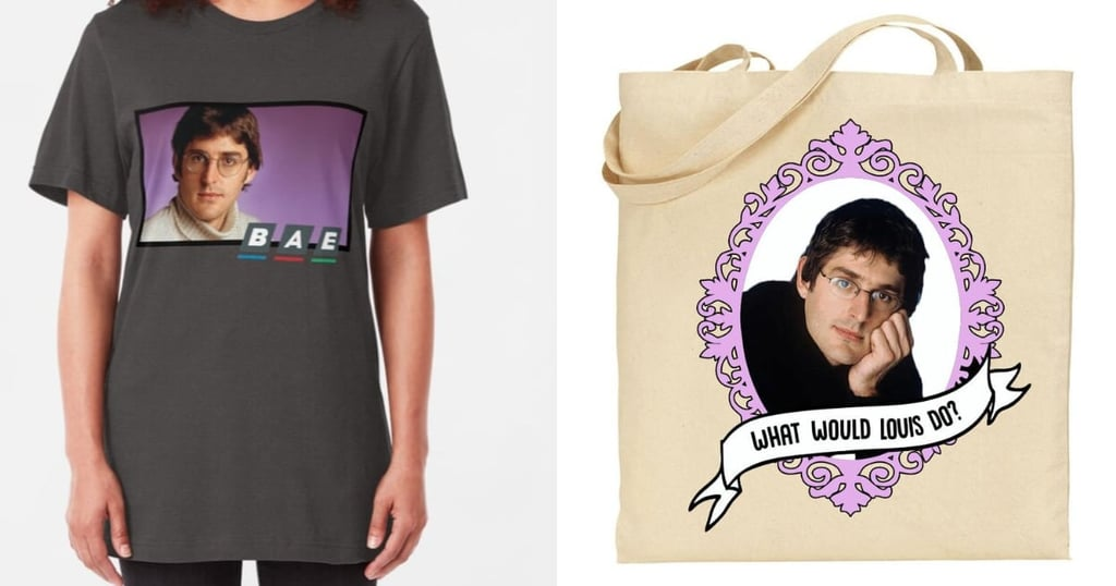 Louis Theroux-Themed Gifts