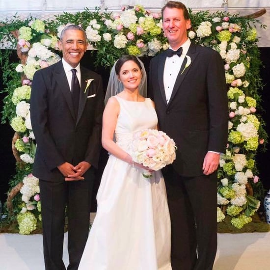 Pictures of President Obama as a Groomsman