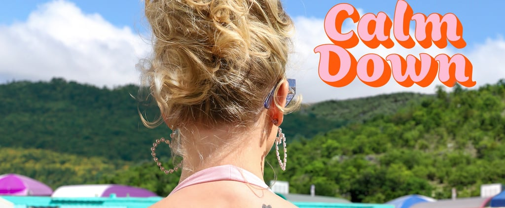 "Taylor Swift's Heart Earrings For ""You Need to Calm Down"""