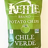 Kettle Brand Potato Chips in Chile Verde