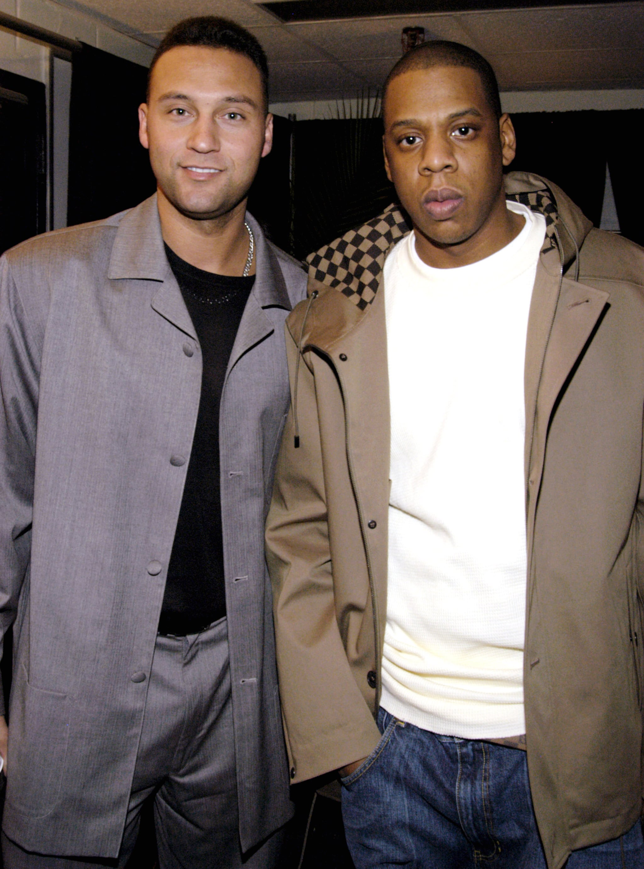 And Hung Out With Jay-Z.