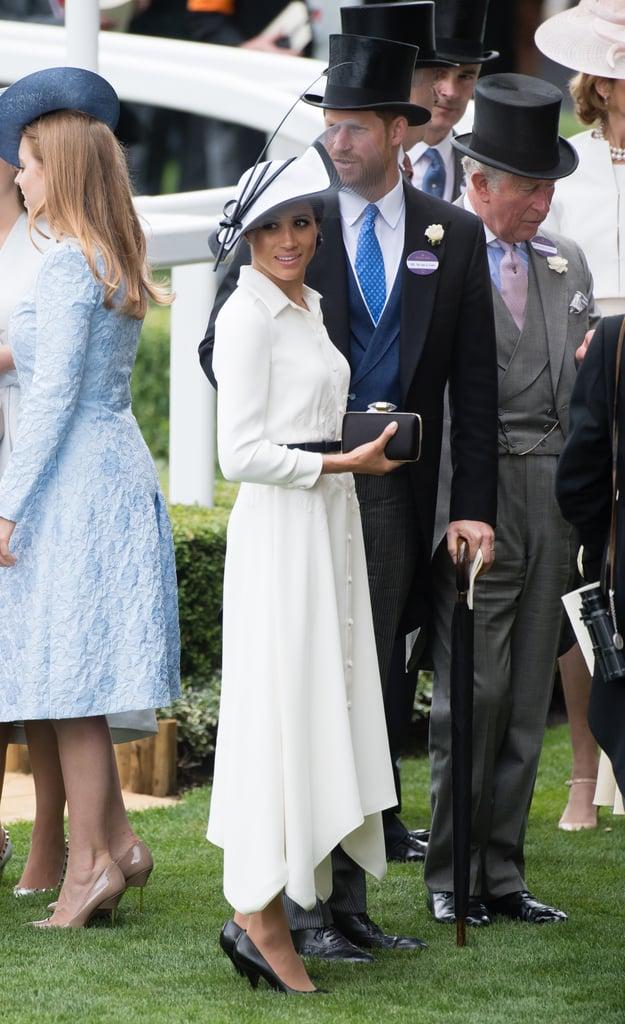 Meghan's Givenchy Dress