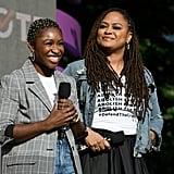 Cynthia Erivo and Ava DuVernay