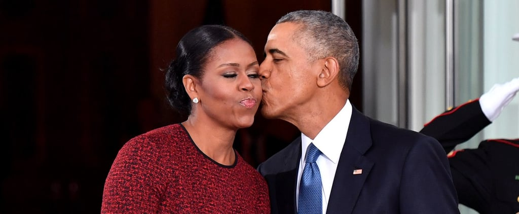 7 Barack and Michelle Moments That Made the World a Little Bit Brighter This Year