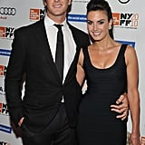 Armie Hammer and His Wife Elizabeth Chambers Pictures