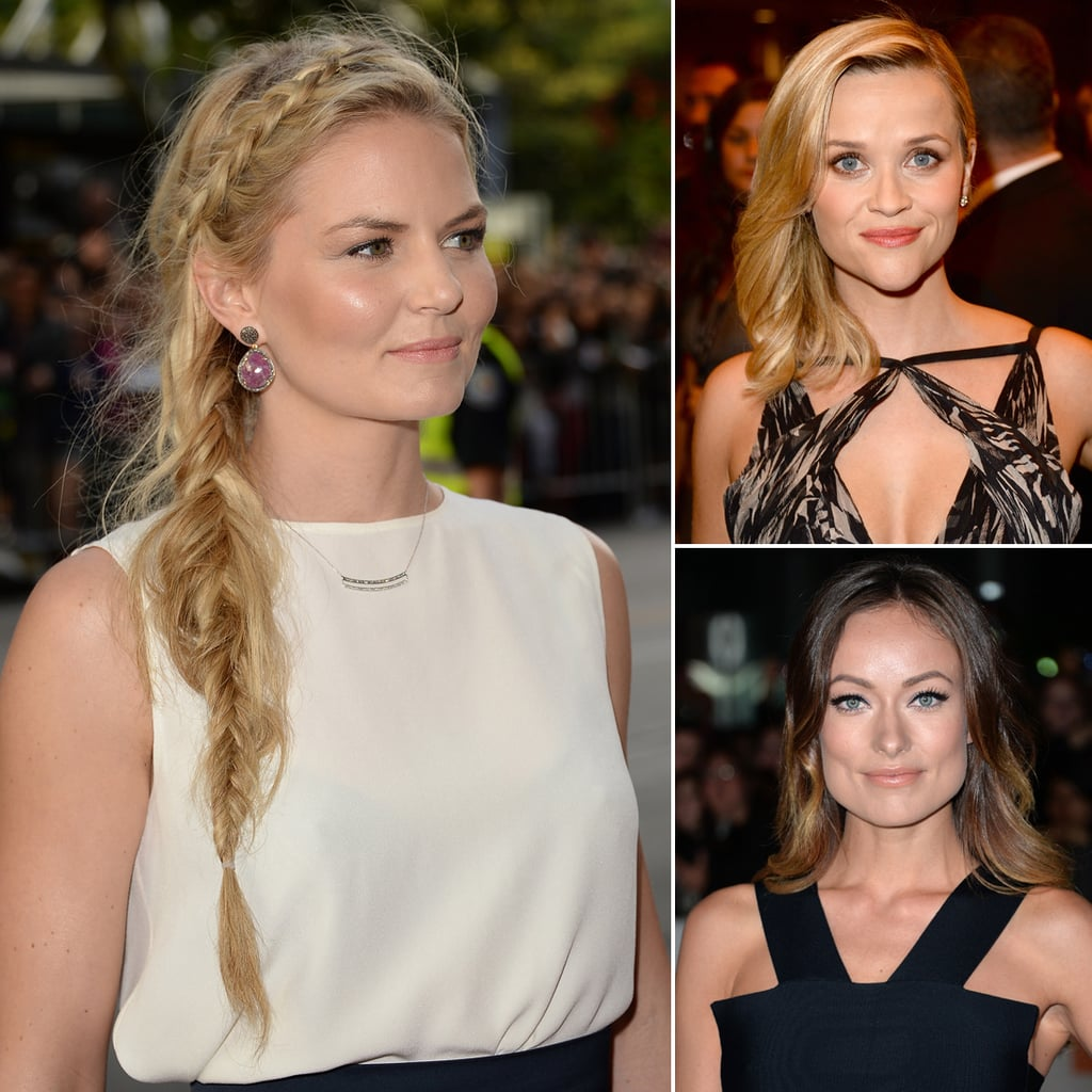 Braids, Blowdries and Bold Lips Galore at the Toronto Film Festival