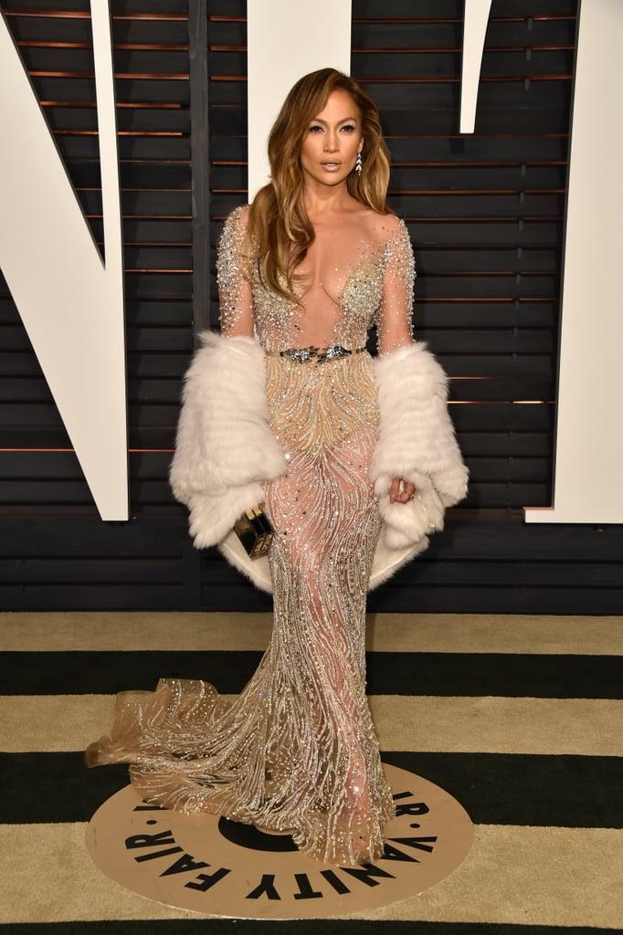 Fair Deal Auto >> 2015   Jennifer Lopez's Naked Dresses   POPSUGAR Latina ...