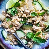 Whole30: Larb Gai Chicken Skillet