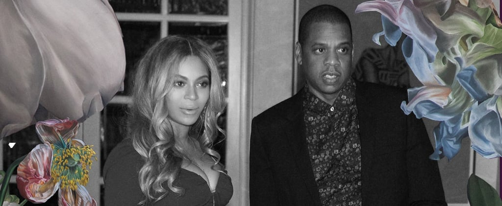 Beyoncé Proudly Flaunts Her Growing Belly During a Date Night With Jay Z