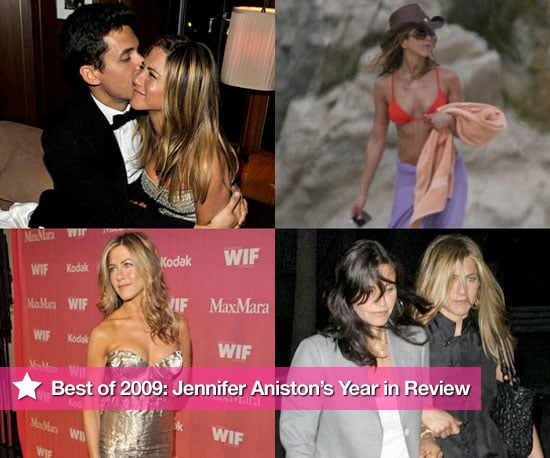 Best of 2009: Jennifer Aniston's Year in Review