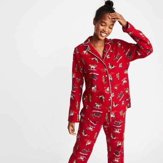 Old Navy Holiday Pajamas 2018
