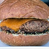 Vegetarian: Black Bean Burger