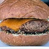 Vegetarian: Black Bean Burger