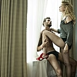 B Brian Atwood Fall 2011 Ad Campaign