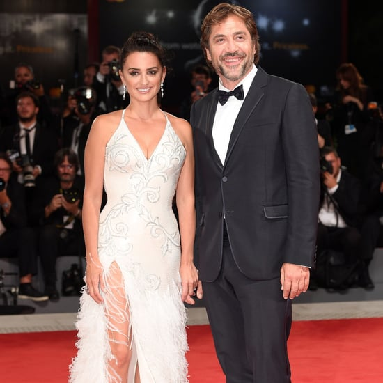 Penelope Cruz and Javier Bardem at Venice Film Festival 2017