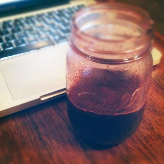Fresh Pressed Winter Fruit and Veggie Juice Recipe
