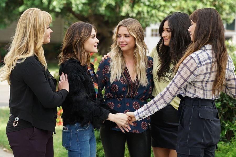 Pretty Little Liars Series Finale Recap