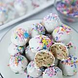 Birthday: Birthday Cake Oreo Truffles