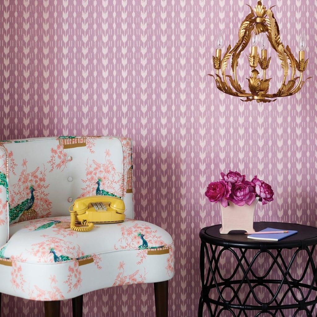 Chasseur Stripe Peel & Stick Removable Wallpaper