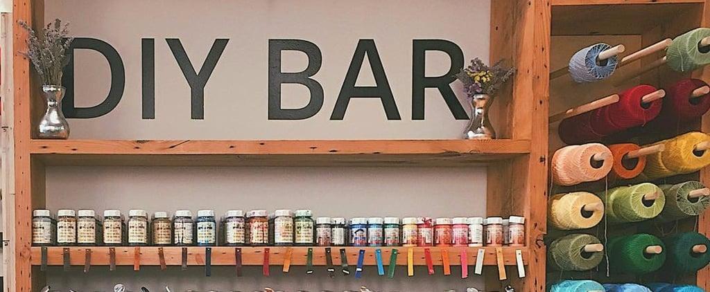 DIY Bar in Portland