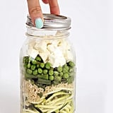 Mason Jar Lunch Box